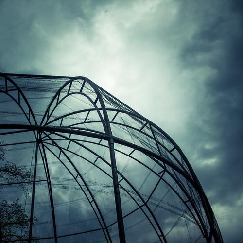 City Blues : The Bird Cage (Boverie, Liège, Belgique) - Photo : Gilderic