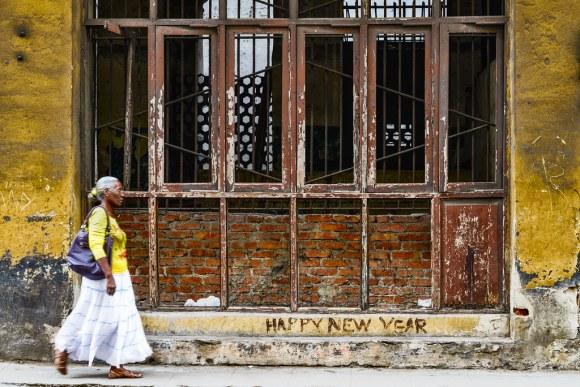 Happy New Year - Havana - 2013