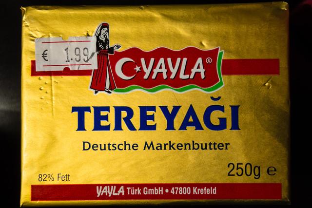 Schöne deutsch-türkische Butter-Normalität