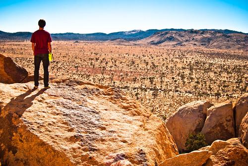 Hidden Valley lookout by Joseph Barber