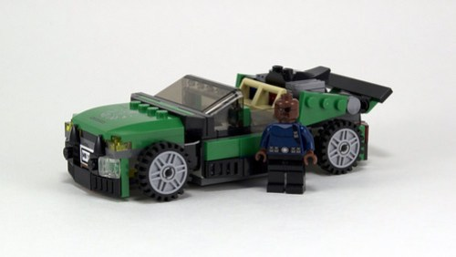 76004 Fury's Flying SHIELD Car