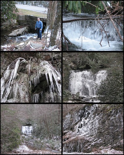 Smokey Mountains Collage 5