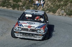Lancia Delta Integrale - Montecarlo 1990