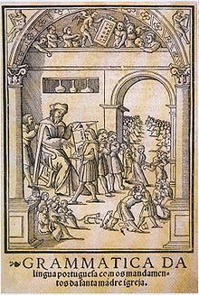 Grammatica - Joam de Barros by lusografias