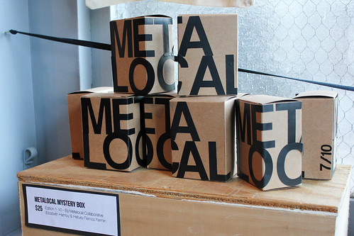 Mystery Boxes by Metalocal Collaborative