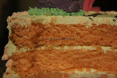 Versatile Vanilla Cake | Uma's Kitchen
