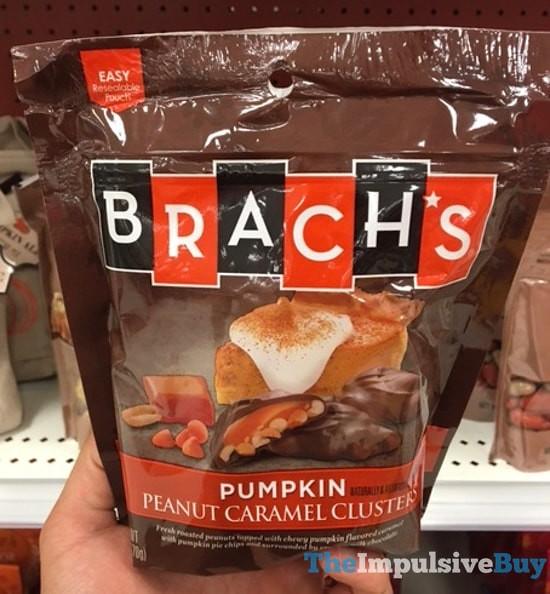 Brach's Pumpkin Peanut Caramel Clusters