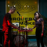 Moonriser and Slow Man Tofu @ Bar Robo