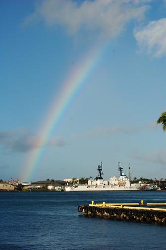 rainbow Sand Island