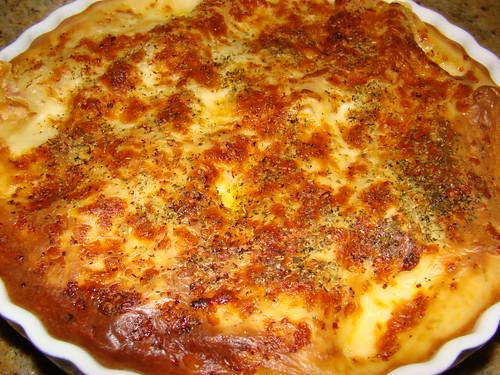 Cannelloni com Queijo e Fiambre