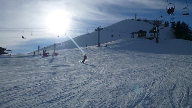 Les Gets, Mont Chery, Portes du Soleil