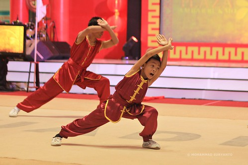 Wushu Performance 5 by © Mohammad Suryanto