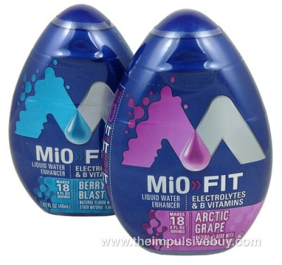 MiO Fit (Arctic Grape and Berry Blast)
