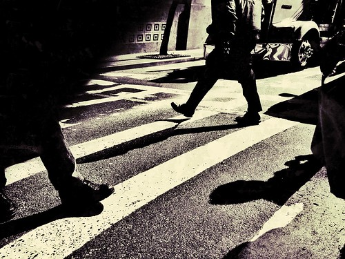 On the move by Eleven ~ NYC~