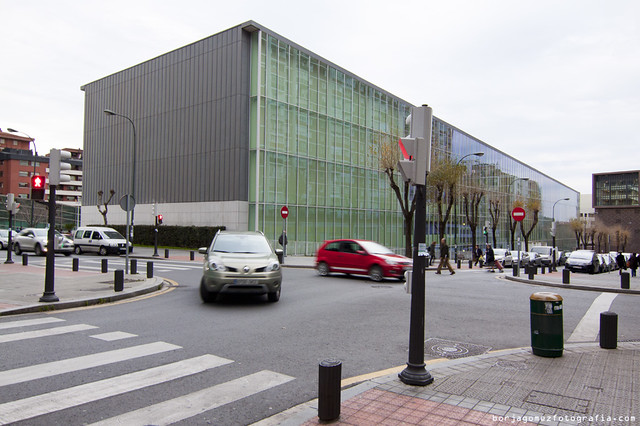 Conservatorio de m sica de bilbao ercilla y campo for Conservatorio de musica