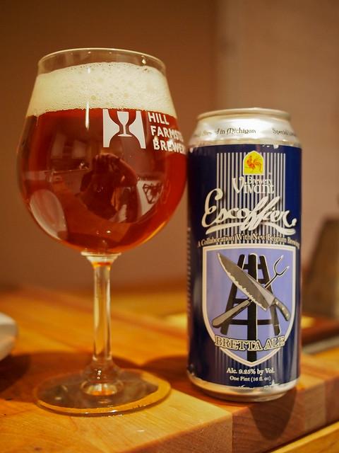 Brewery Vivant Escoffier