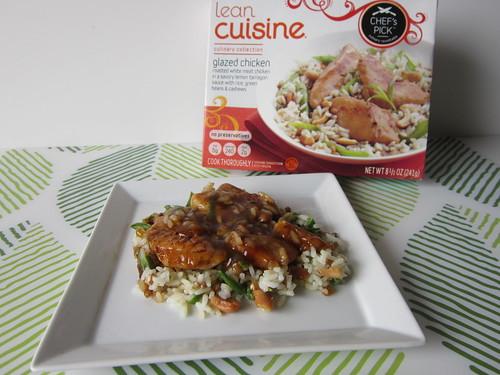 Lean Cuisine Glazed Chicken 2