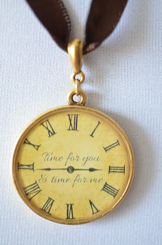 Prufrock Pocket Watch Pendant