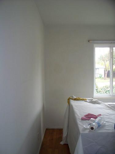clean walls