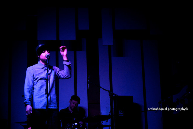 Jose James Live at The Bee, Publika