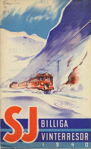 sj_vinterresor_1940 by Historiskt