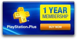 PlayStation Plus - 1-year Membership