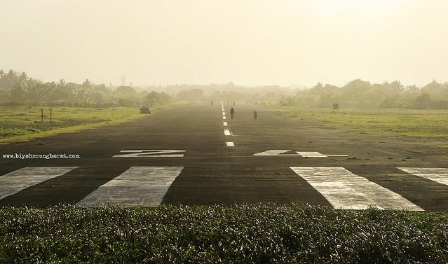 Bagasbas Airport Daet Camarines Norte