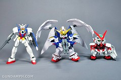 SDGO Wing Gundam Zero Endless Waltz Toy Figure Unboxing Review (37)