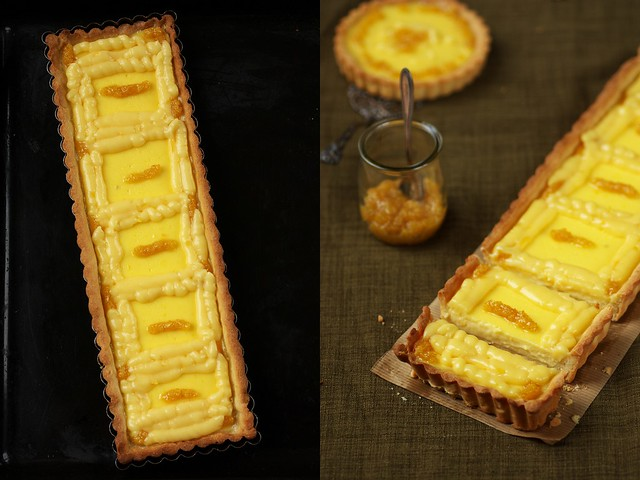 Tarte 100% citron - Lemon pie