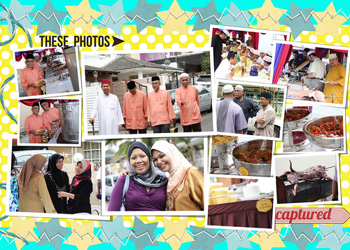 Aqiqah & Birthday Moments of Zuhayr Alsagoff & Thaqif Alsagoff