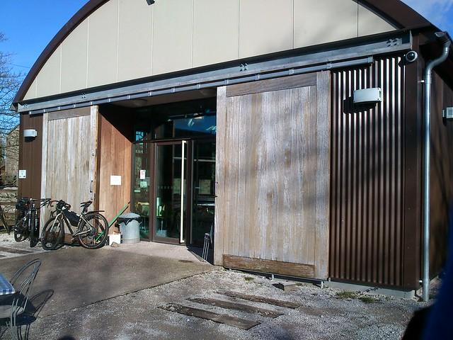 Hulme End cafe