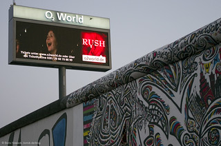 East Side Gallery O2-World