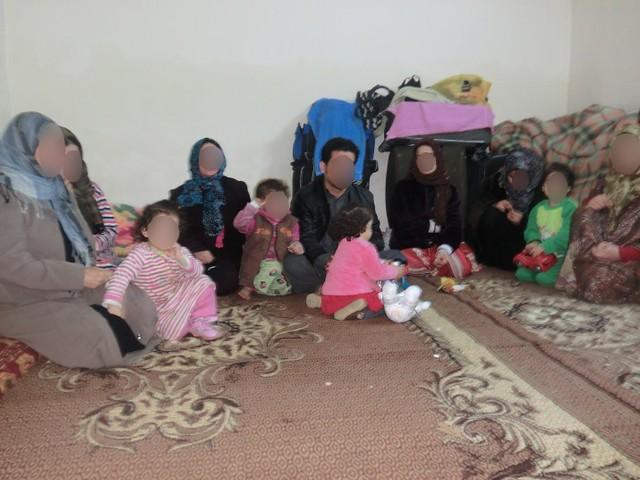 Refugees in Syria, Refugees in Jordan