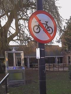 No-no-cycling