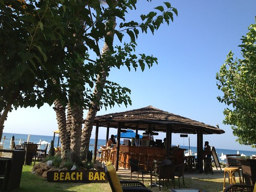 Beach Bar by charulita
