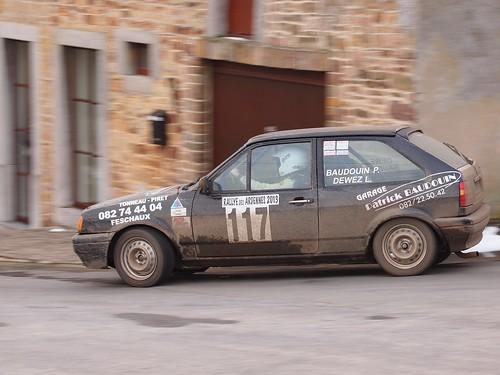 Rallye des Ardennes 2013
