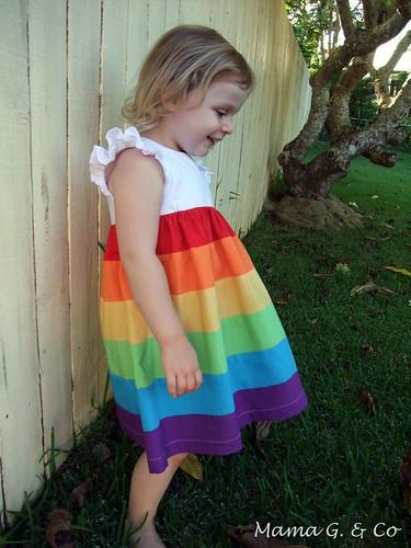 Rainbow Dress (10)