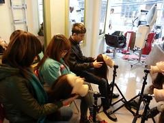 Dạy nghề tạo mẫu tóc chuyên nghiệp Học viện Korigami Hà Nội 0915804875 (www.korigami (19)