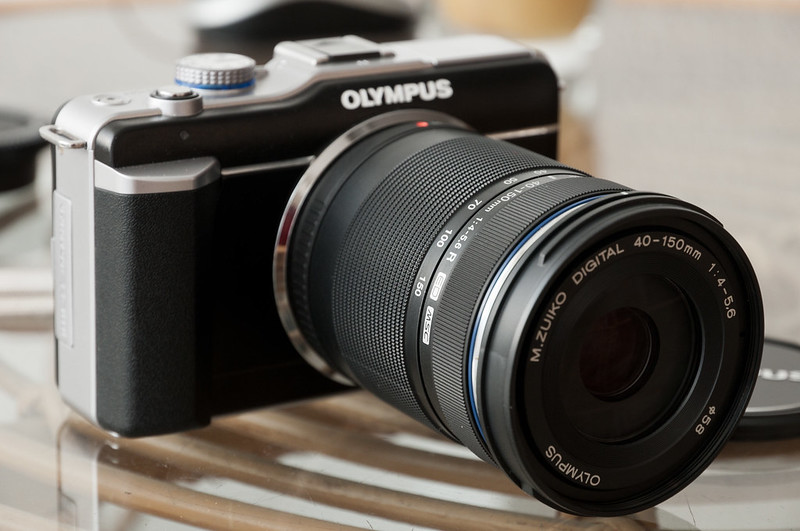 Olympus E-PL1 + 40-150 f/4-5.6