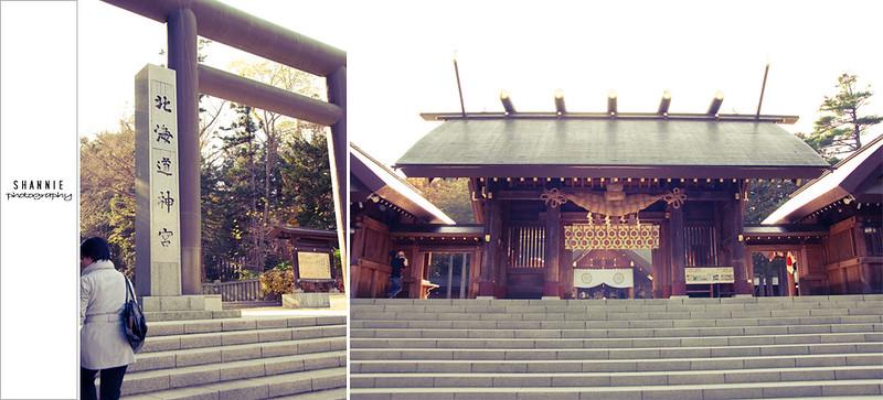Hokkaido Shrine 北海道神宮