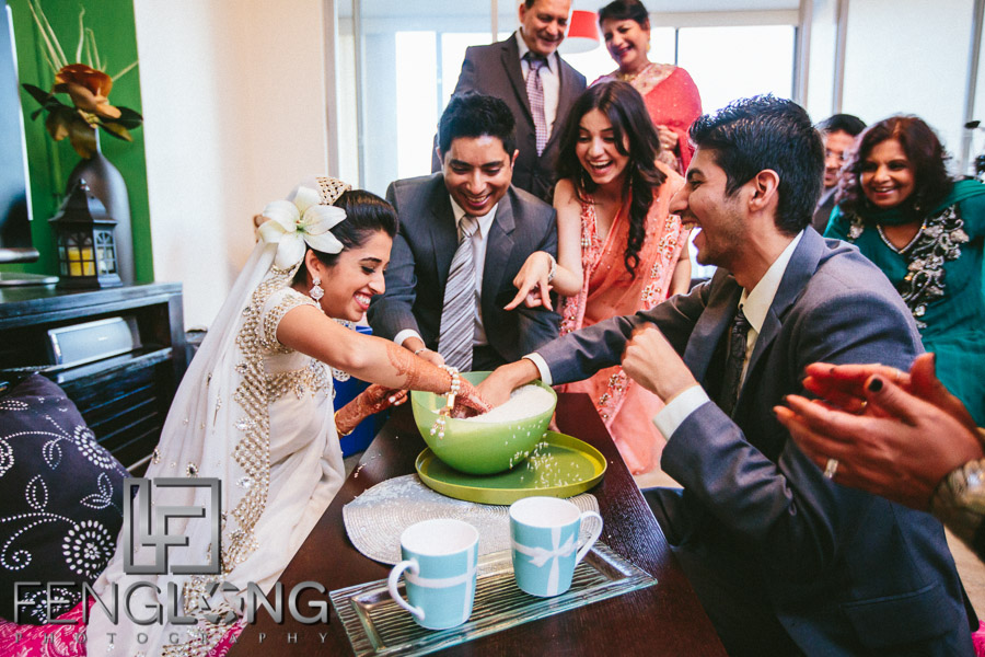 Natasha & Karim's Nikkah | Parra Villa Function Lounge | Sydney Destination Indian Wedding Photographer