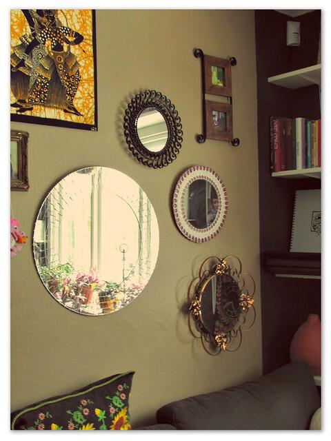 Spegelvägg