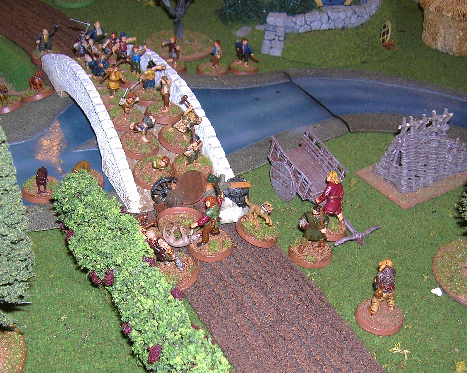 Battle for Sackville Bridge