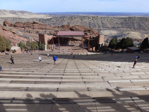 2-17-13 CO1 - Red Rocks Ampitheatre