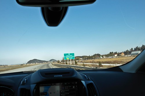 Leg 3 - Quebec to New Brunswick - #LexGoFurther - A Ford Escape
