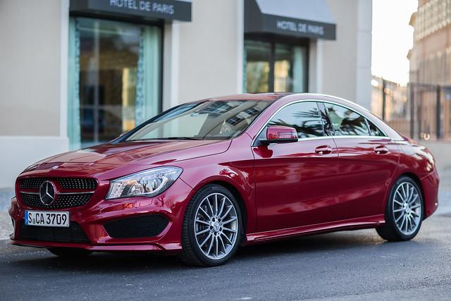 Mercedes-Benz CLA-Klasse