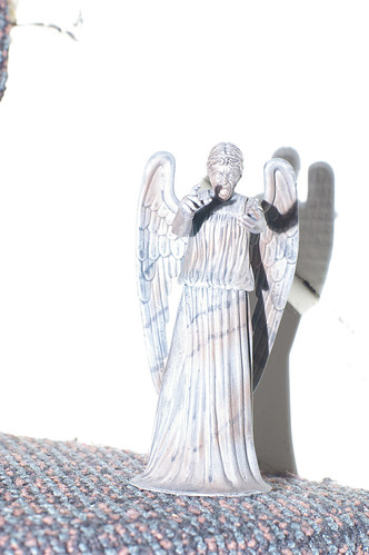 Weeping Angel will eat you