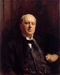 John Singer Sargent Henry James