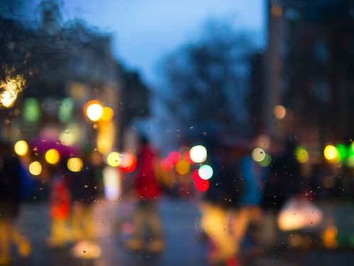 Out of focus by Fitzrovia