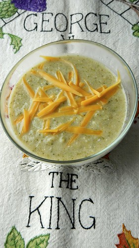Cream of Cauliflower and Broccoli 18